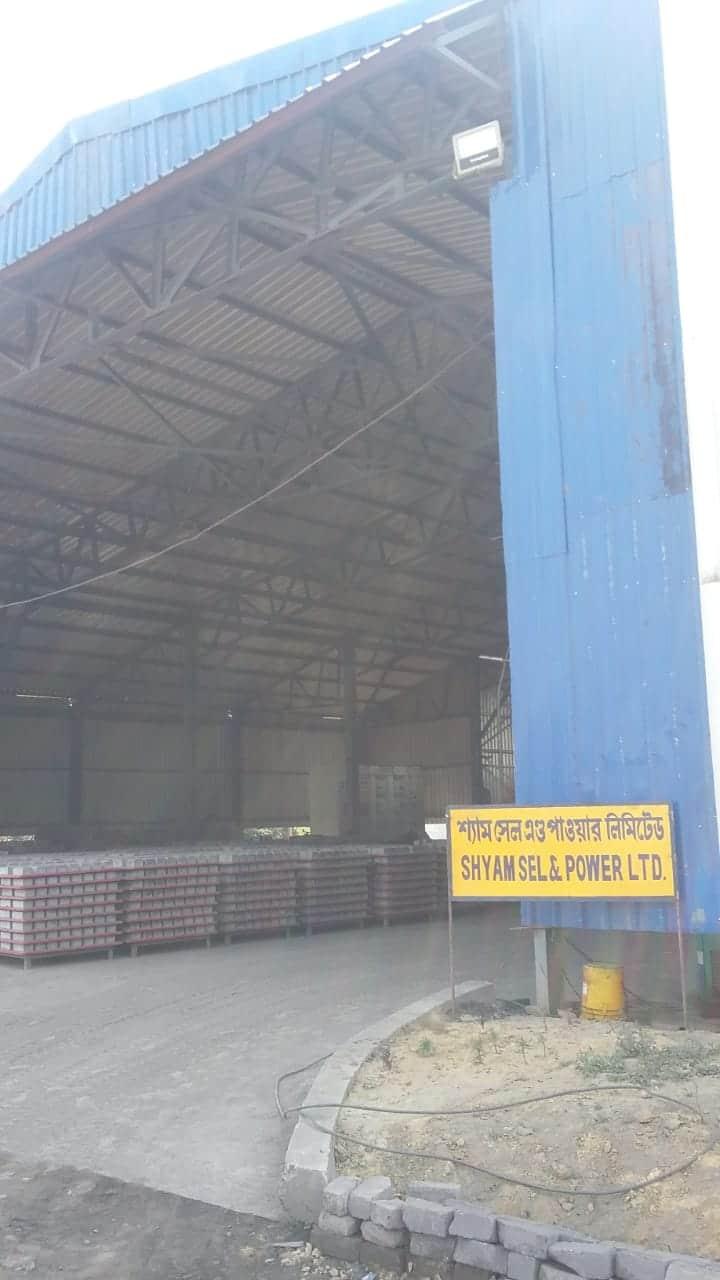 Fly Ash Bricks Manufacturer and Supplier West Bengal - Shyam Metalics