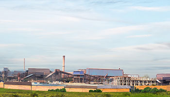 Shyam Metalics & Energy Ltd Shambalpur Plant - integrated steel manufacturing company India