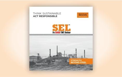 Shyam Metalics Corporate Brochure