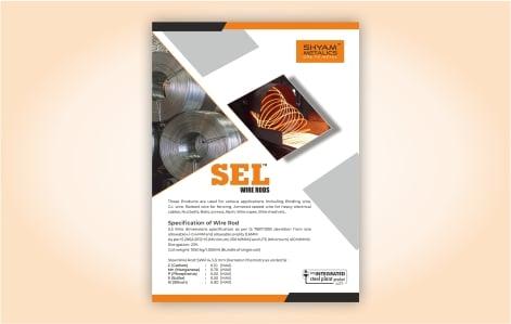 Shyam Wire Rod Brochure