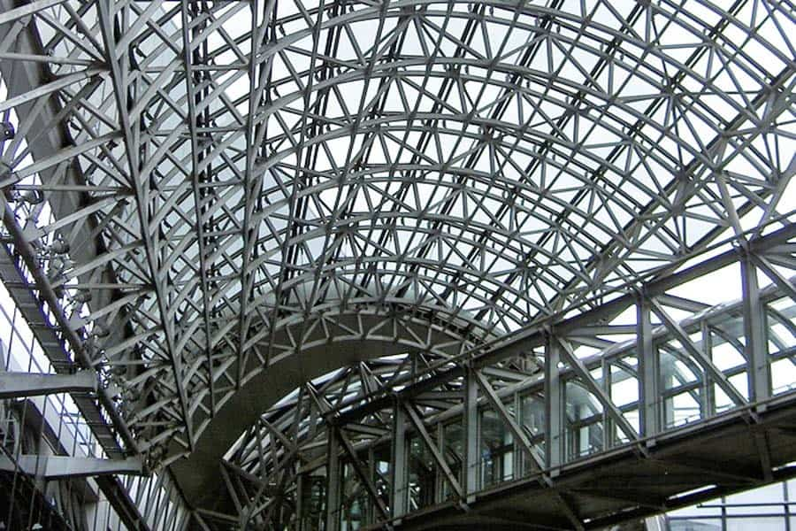 Highlighting the types of structural steel and their uses