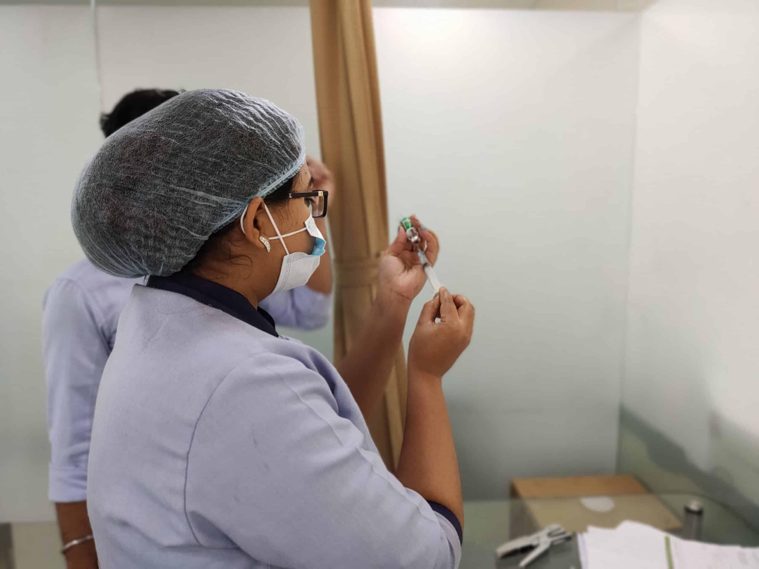 Shyam Metallics Organises a Covid-19 Vaccination Program