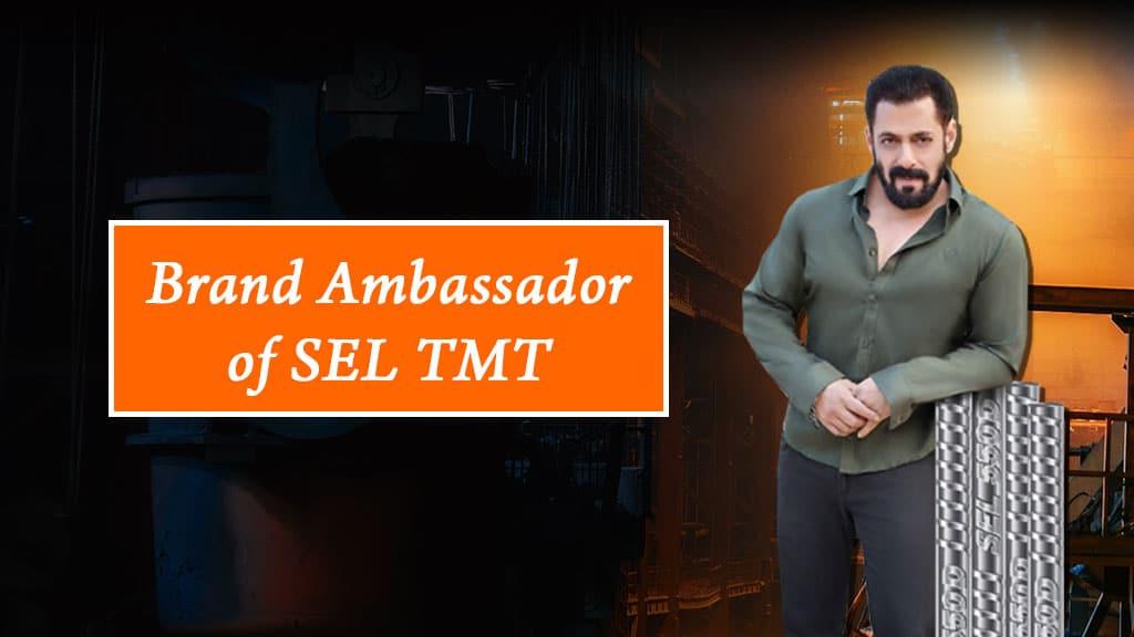 Salman Brand Ambassador of SEL
